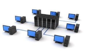 LAN setup services